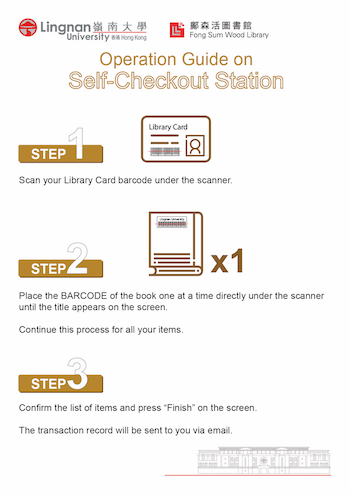 Self-Checkout Stations